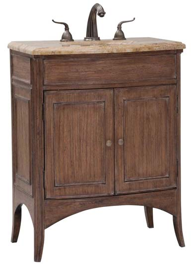 Verona Sink Chest Light Western Bath Vanities - Free Shipping!