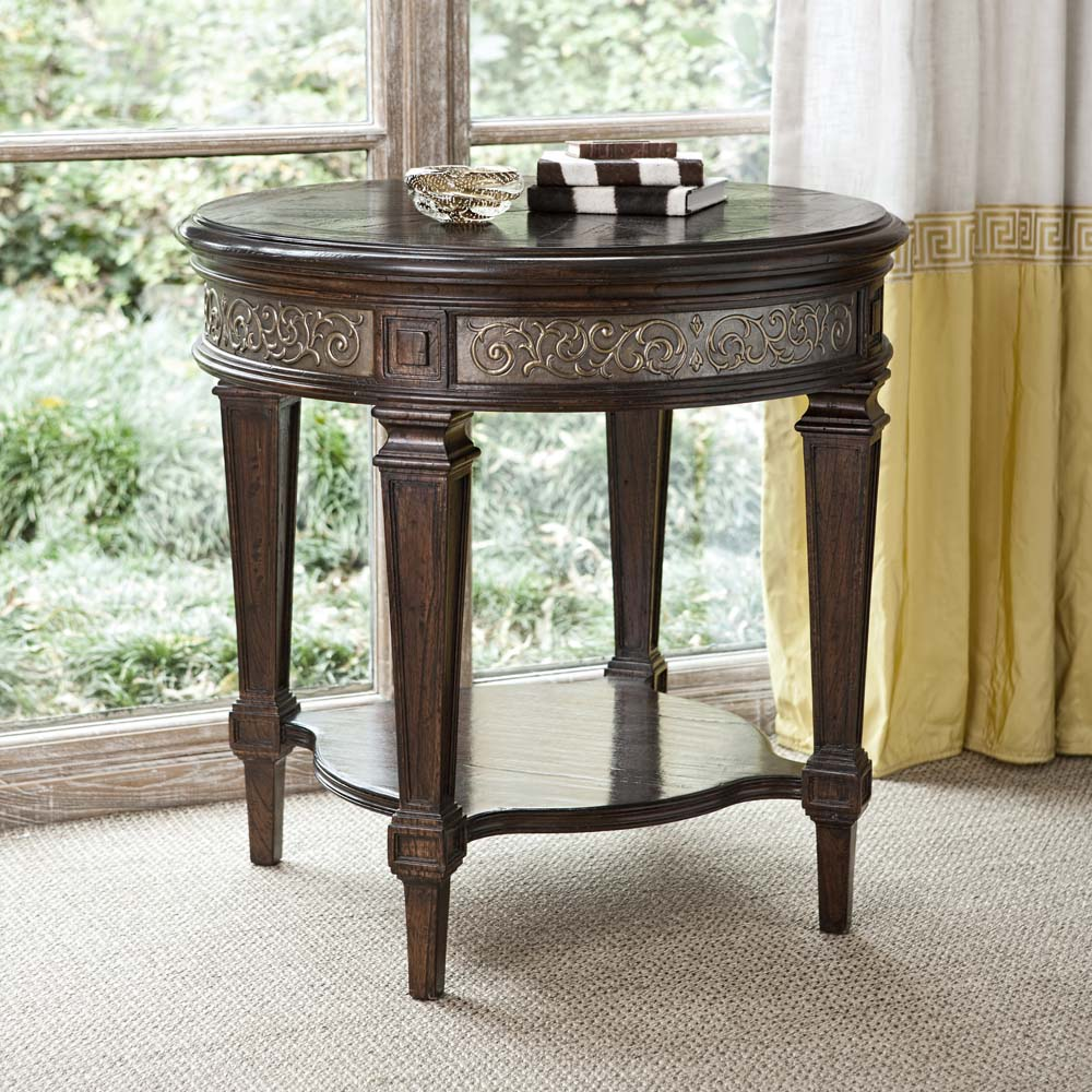 Castilian Bedside Table Western Bedroom Furniture Free Shipping