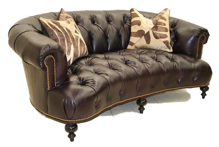 Elegant Presidential Leather Sofa Western Sofas and  : 1950 90125 32L from www.westernpassion.com size 700 x 471 jpeg 58kB