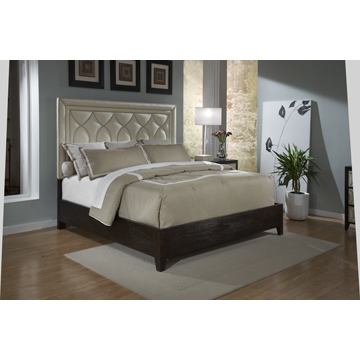 Manhattan Bed   King Western Bedroom Furniture