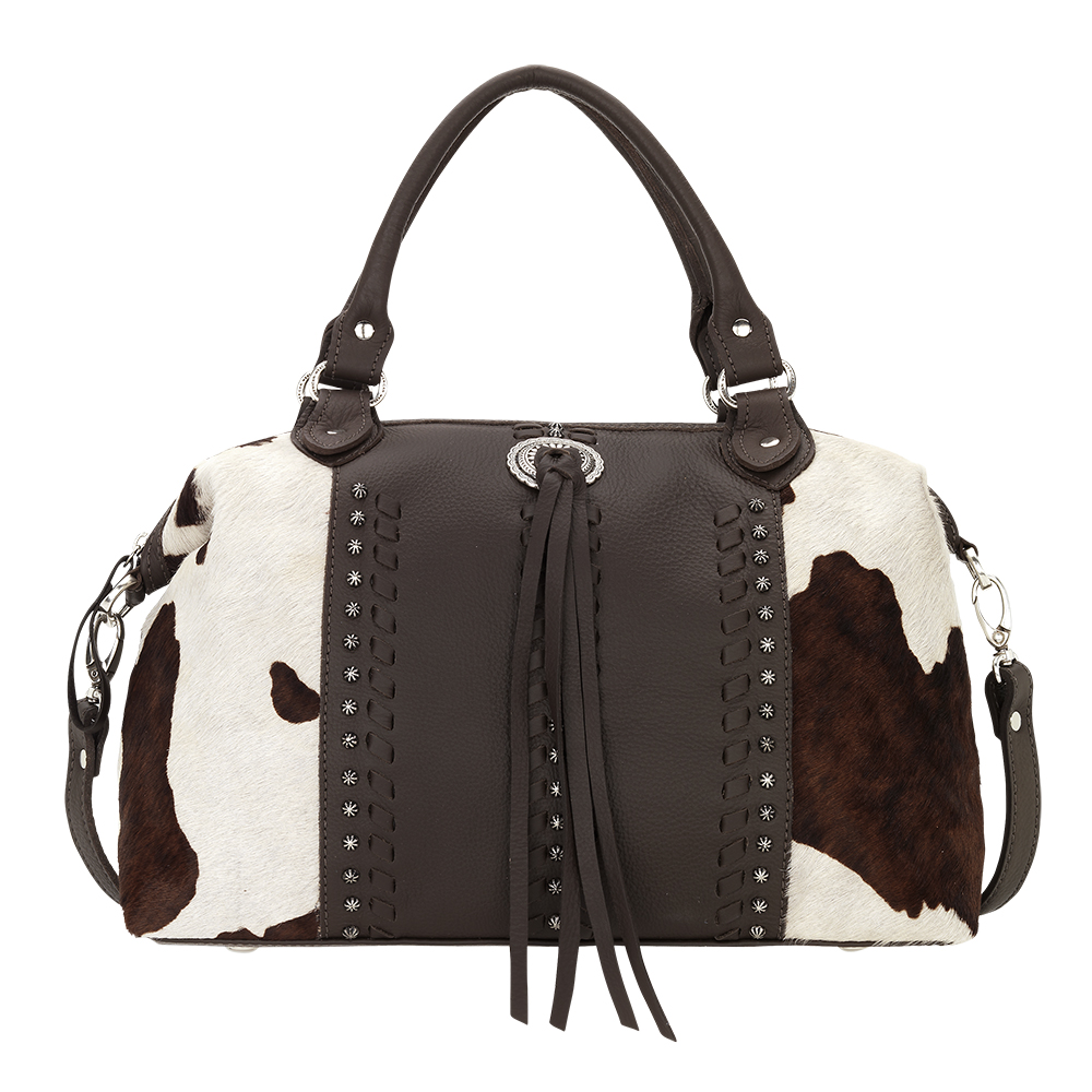 Cow Town Western Satchel 4150 Western Passion