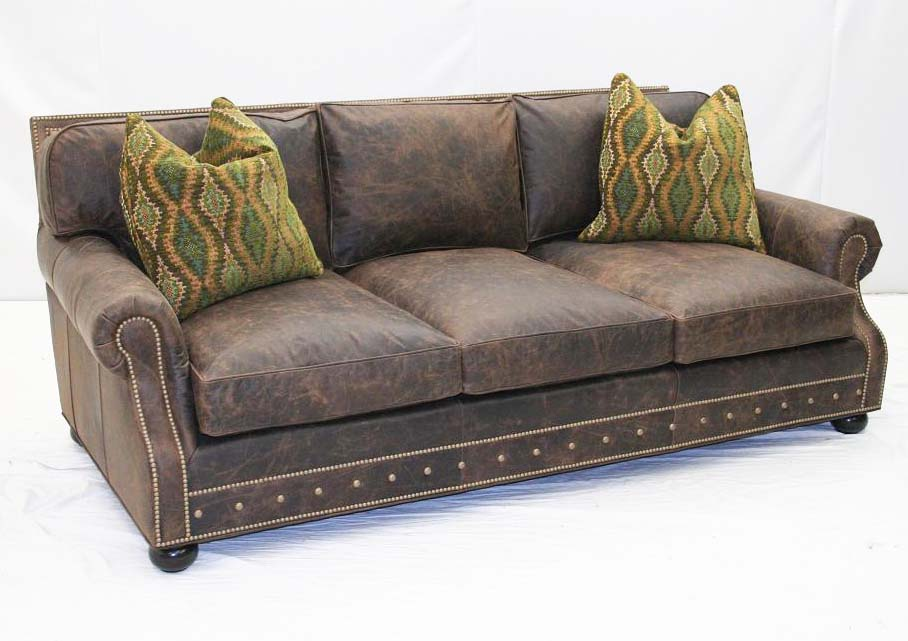 Captivating Superb Old Hickory Tannery Sofa Old Hickory Tannery Furniture Idea