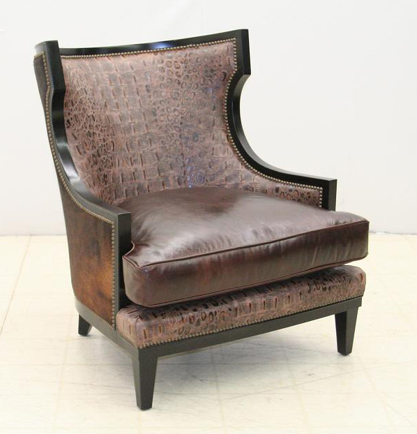 Rustic Meets Modern Chair Western Passion