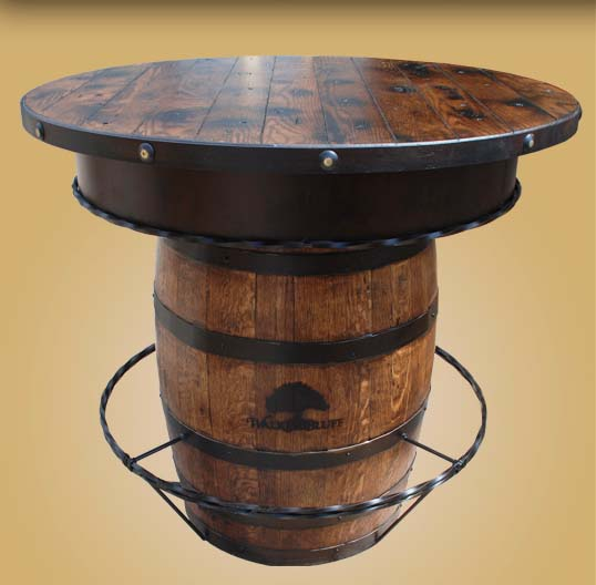 Rustic Pub Table Western Barstools and Bars Free Shipping