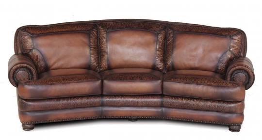 Specialty Madison Leather Sofa