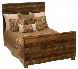 Attrayant Barnwood Uptown Bed