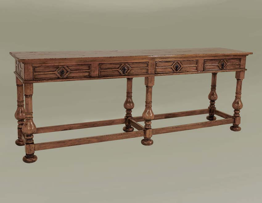 Groovy Heritage Console Table Download Free Architecture Designs Lukepmadebymaigaardcom