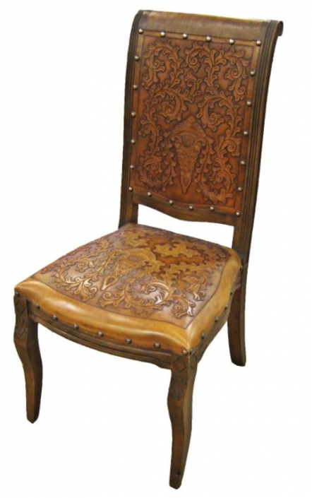 Imperial Dining Chair Colonial Western, Western Dining Room Chairs