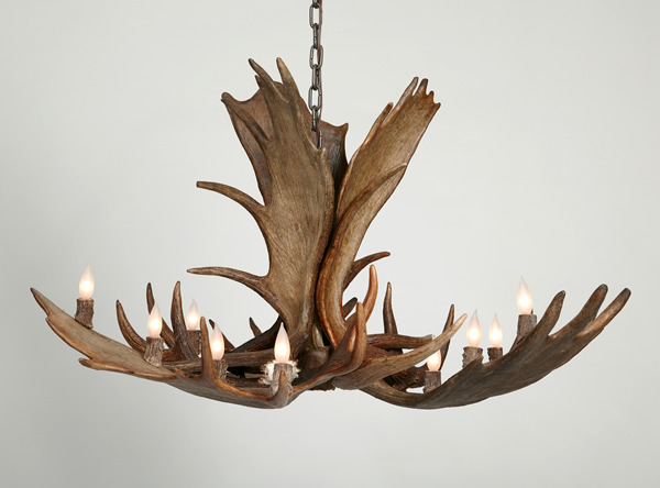 Moose antler chandelier moose antler chandeliers free shipping moose antler chandelier moose antler chandeliers mozeypictures Choice Image