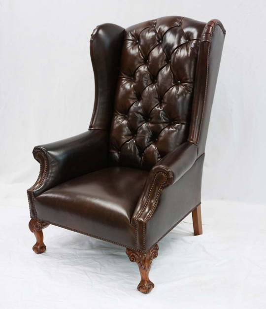 Hill Country Wingback Chair