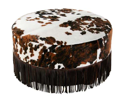 Western Passion Signature Ottoman Western Passion