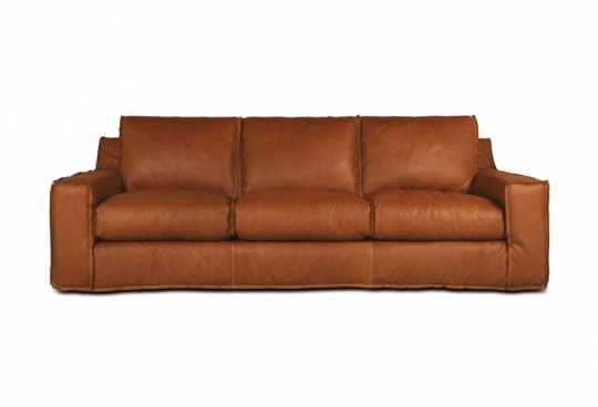 Specialty Aspen Leather Sofa
