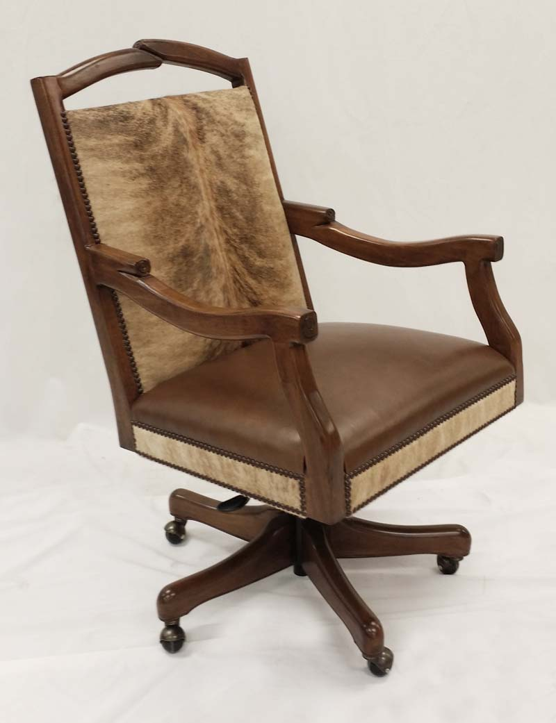 Paso Robles Western Office Chair Western Office Furniture