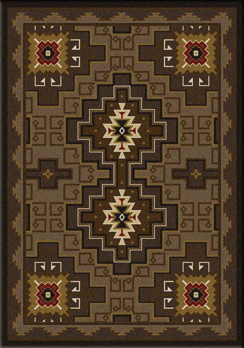 South By Southwest Area Rug Western Rugs