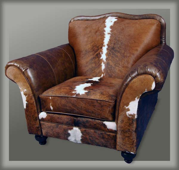 Cuero Western Club Chair Western Accent Chairs Free