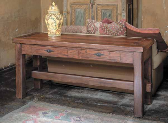 Awe Inspiring Delicia Console Table Western Passion Download Free Architecture Designs Lukepmadebymaigaardcom