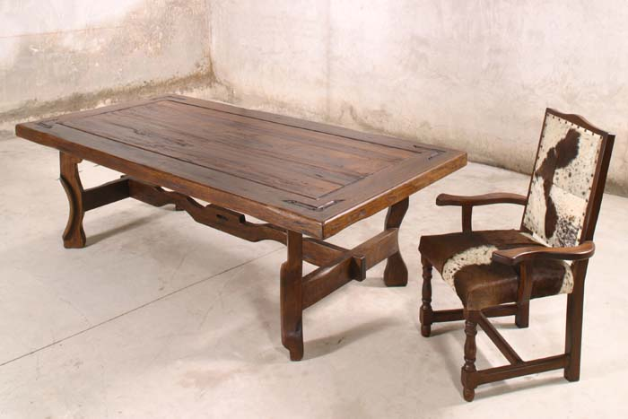 Tejas Dining Table Western Dining Tables - Free Shipping!