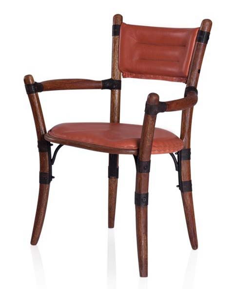 Kitchen Fittings Mauritius: Mauritius Carver Western Dining Chair: Western Passion