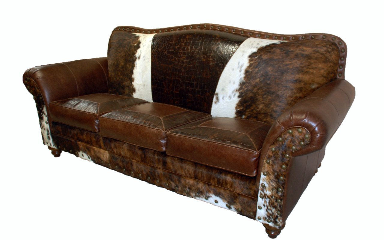 Leather & Cowhide Furniture