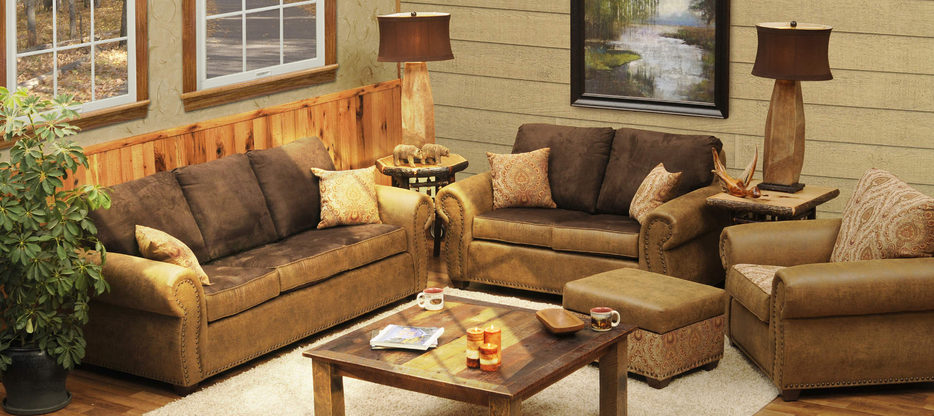 Western Furniture Western Decor Accessories Western Passion Com
