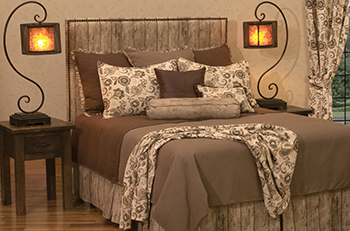 cottage lily bedding collection