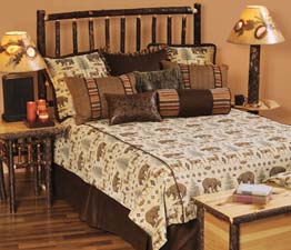 Western Passion Lodge And Cabin Bedding Free Shipping