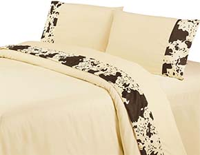 western lodge sheets and towels - Western Bedding